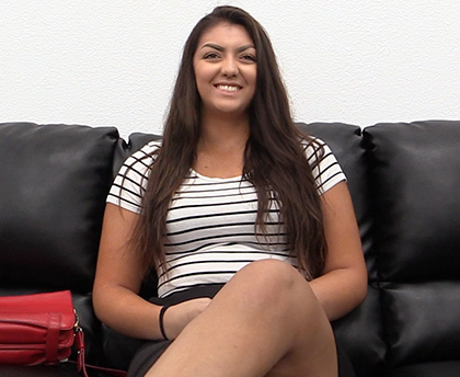 Backroom Casting Couch - Madison