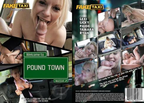 Fake Taxi - Pound Town {Split Scenes}