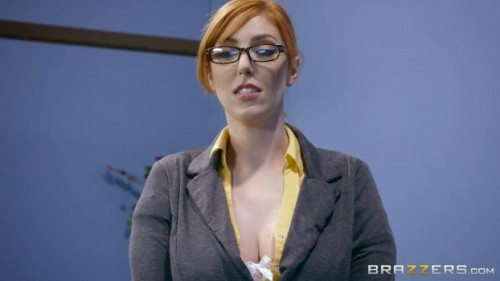 BigTitsAtWork - Lauren Phillips The New Girl Part 1