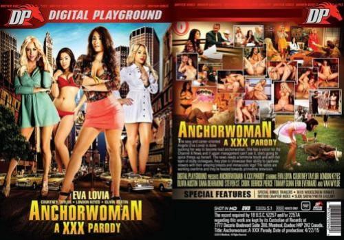 Anchorwoman: A XXX Parody {Split Scenes}