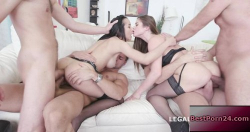 Legal Porno – Cathy Heaven and Francys Belle