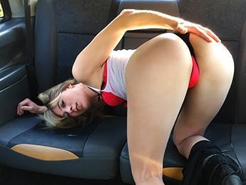 Fake Taxi - Jentina Small