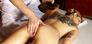 Massage Rooms - Irina Vega