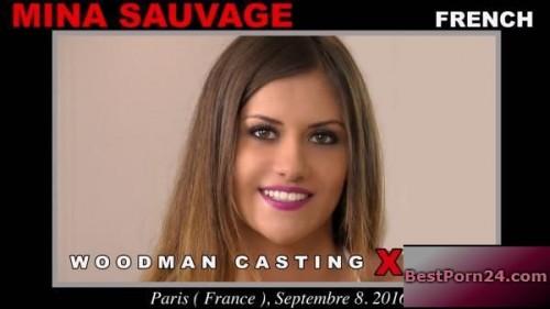 Woodman Casting X – Mina Sauvage