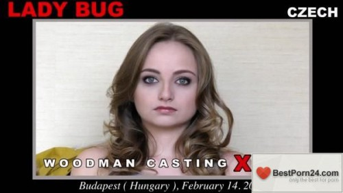 Woodman Casting X – Lady Bug