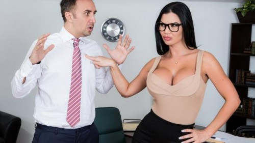 Big Tits At Work - Jasmine Jae