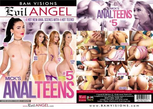 Mick's Anal Teens #5 {Split Scenes}