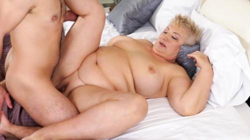 Lustygrandmas busty gilf loves fresh dick 2
