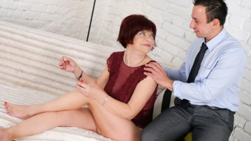 Lusty milf craves abuse in the sun 8