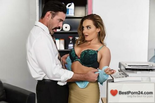 Big Tits At Work – Natasha Nice