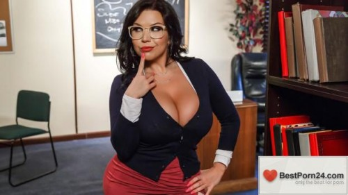 Big Tits At School - Sheridan Love