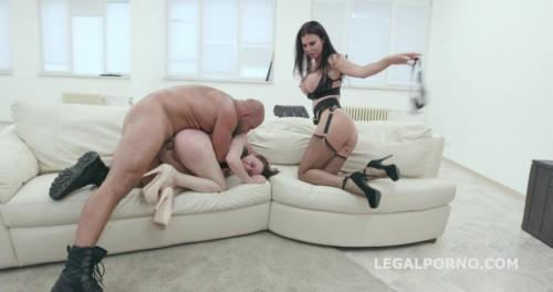 Legal Porno – Jasmine Jae and Monika Wild