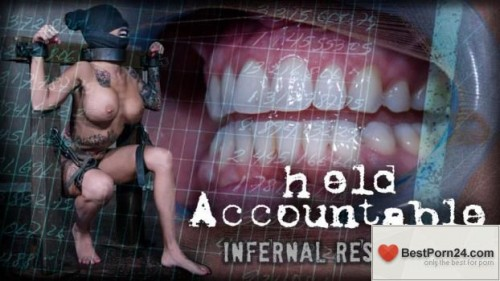 Infernal Restraints - Lily Lane
