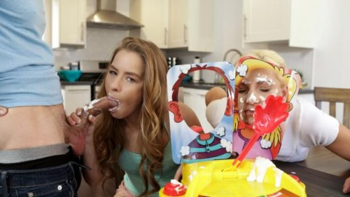 Step Siblings Caught – Lilly Ford