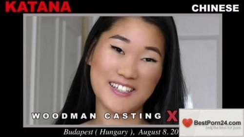 Woodman Casting X – Katana