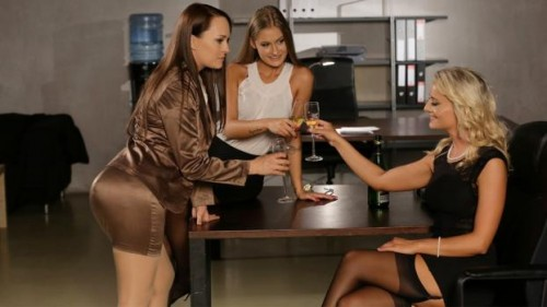 Dorcel Club – Tiffany Tatum, Victoria Pure And Blue Angel