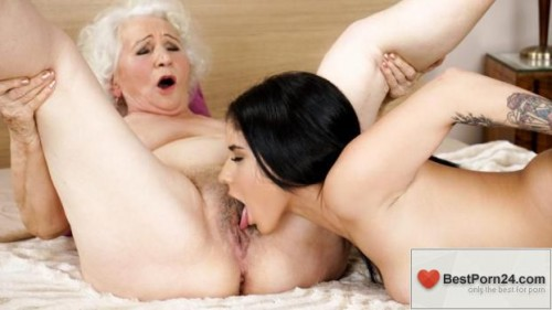 Old Young Lesbian Love - Norma & Aysha