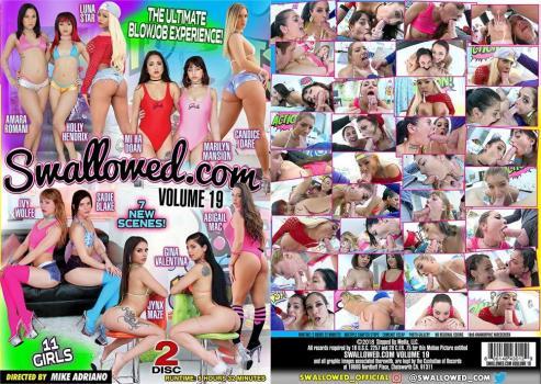 Swallowed.com Vol. 19