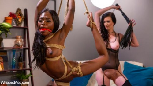 Whipped Ass – Cherry Torn And Noemie Bilas