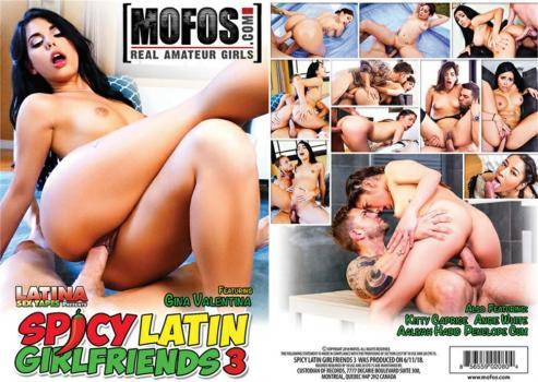 Spicy Latin Girlfriends 3
