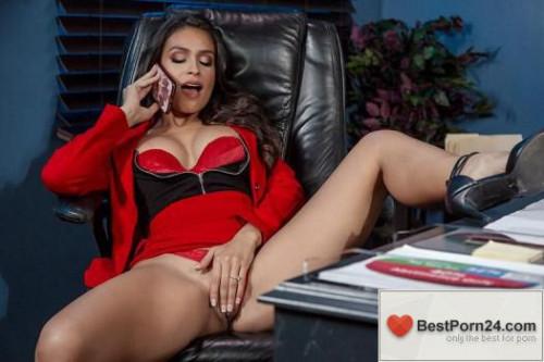 Big Tits At Work - Katana Kombat