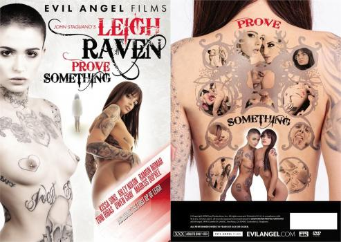 Leigh Raven: Prove Something