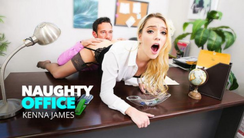 Naughty Office – Kenna James