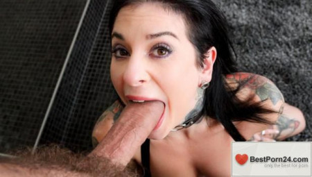 Throated - Joanna Angel