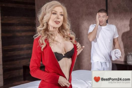 Dirty Masseur - Nina Hartley