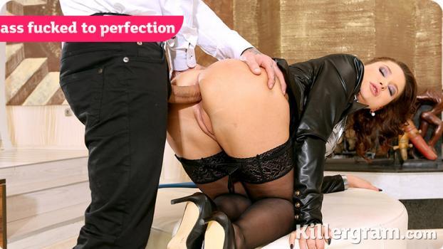 Killergram – Anna Polina: Ass Fucked to Perfection