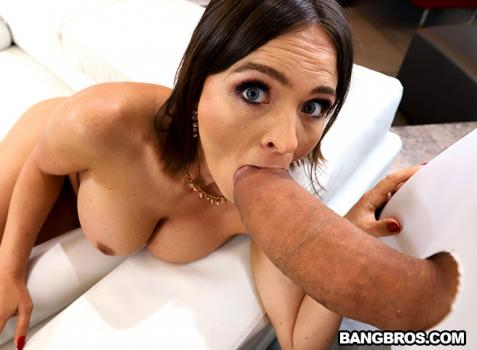 Ass Parade – Krissy Lynn Takes On 18 Inches