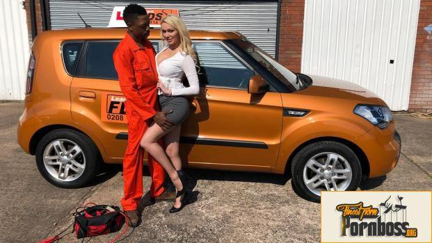 Fake Driving School - Amber Jayne