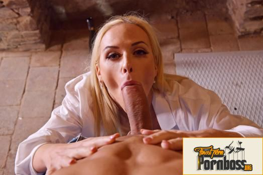 Only Blowjob - Vinna Reed