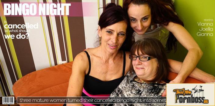 Mature NL - Gianna B, Joella & Viana