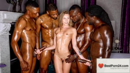 Blacked Raw - Angel Emily