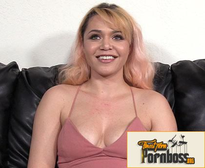 Backroom Casting Couch - Victoria