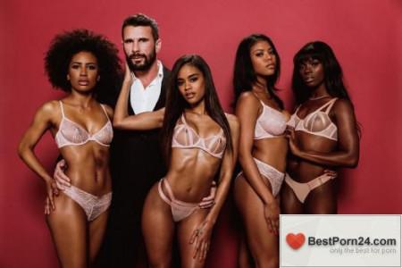 Deeper – Demi Sutra, Ana Foxxx, Scarlit Scandal & Nia Nacci