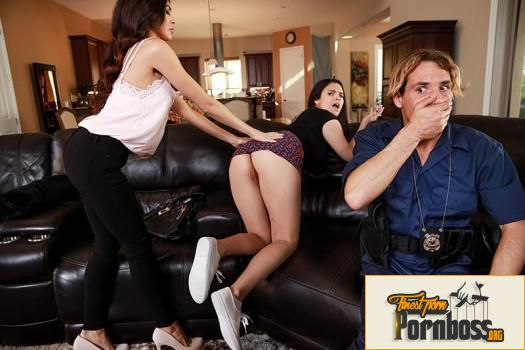 Moms In Control - Violet Starr & Heather Vahn