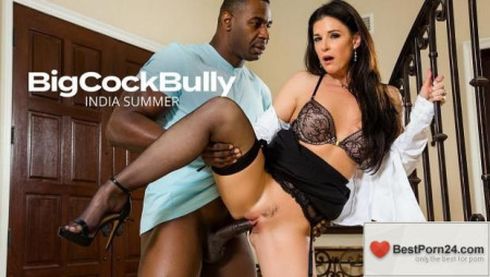Big Cock Bully - India Summer