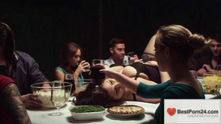 Team Skeet X James Deen - Jessie Parker, Harper Hughes, Karmen Karma & Lyla Storm
