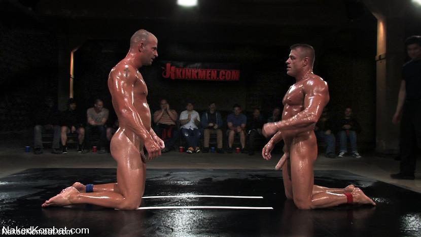 BestBDSM24.com - Image 6446 - Patrick Rouge vs Tyler SaintThe Live Audience & Oil Match