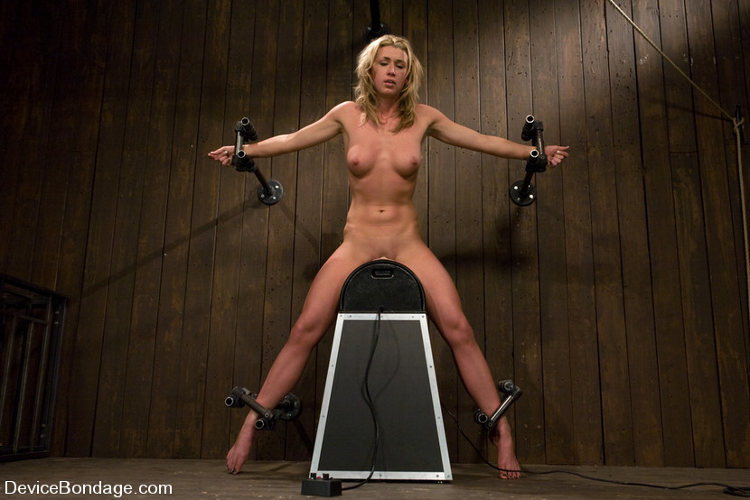 BestBDSM24.com - Image 6884 - MasonFormer college track star bound on sybian made to cum.