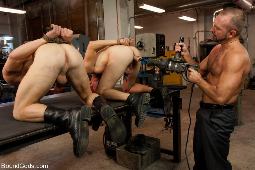 BestBDSM24.com - Image 7418 - Mayhem in The Metal Shop Reloaded