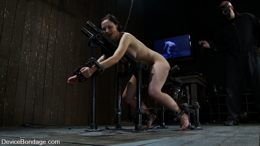 BestBDSM24.com - Image 8726 - Maggie MayhemAss hooked and cunt fucked