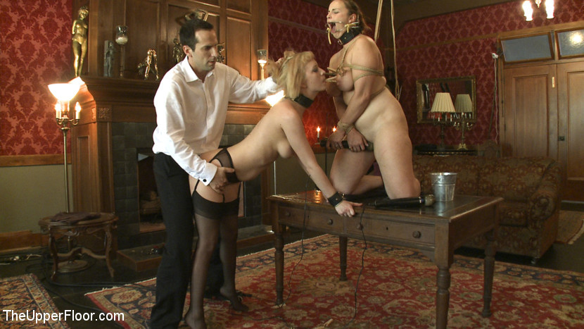 BestBDSM24.com - Image 9881 - MAESTRO MAINTAINS MORALE BY PUTTING CHERRY TORN AND BELLA ROSSI TO USE!