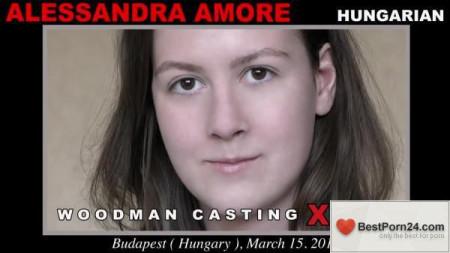 Woodman Casting X - Alessandra Amore