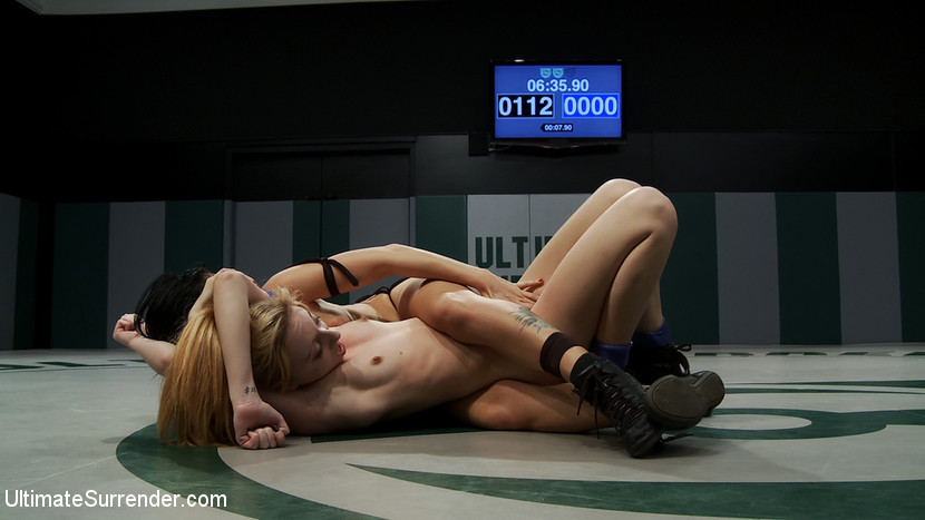 BestBDSM24.com - Image 11736 - Two hot rookies battle it out for their 1st winOne will win, one will get ass fucked for losing.