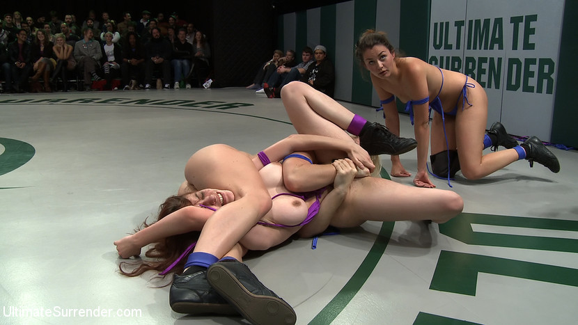 BestBDSM24.com - Image 12255 - First Match of the 2011 Tag Team League!: The Goddesses vs Team Ice In front of a LIVE audience!