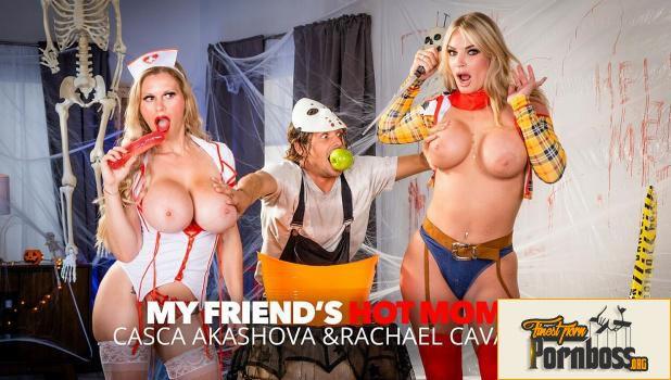 My Friend's Hot Mom - Casca Akashova & Rachael Cavalli