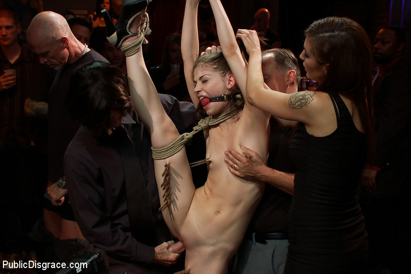 BestBDSM24.com - Image 14239 - Super Flexible Sensi Pearl Gets Tied up and Fucked
